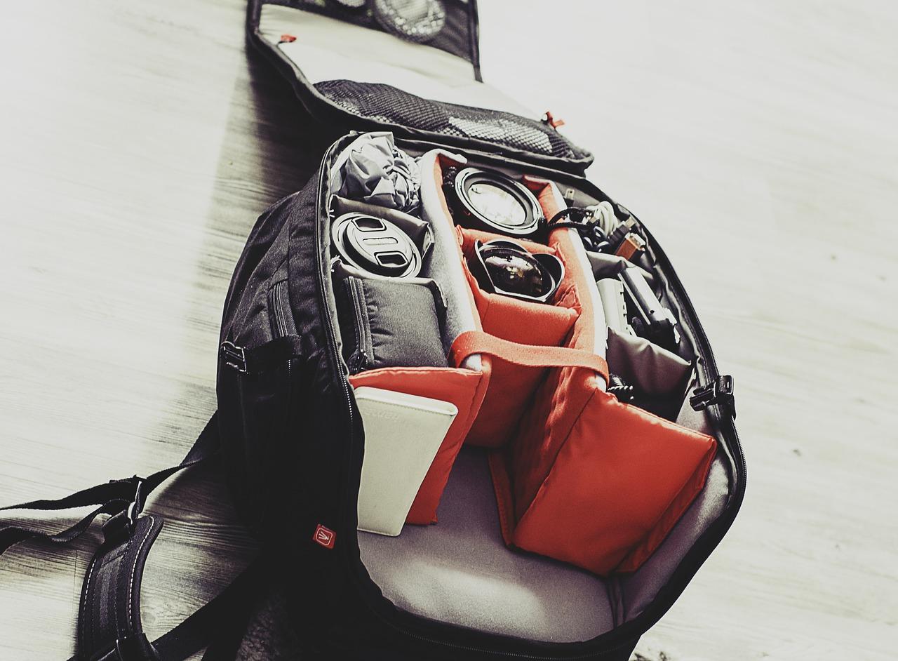 Jak vybrat sportovní tašku?