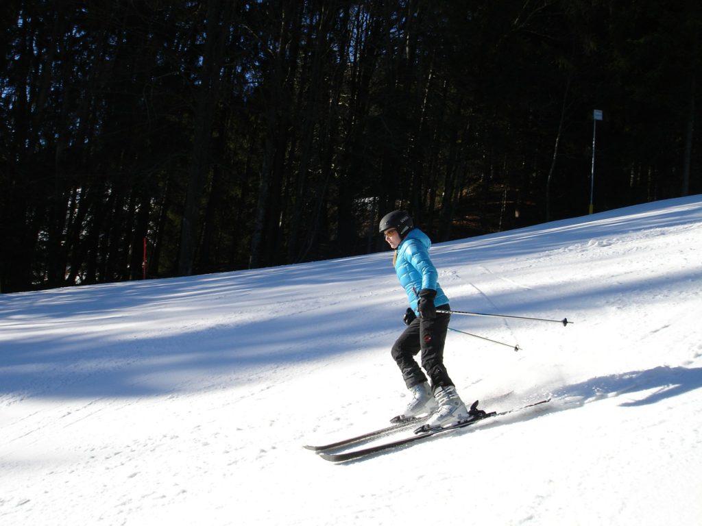 Kvalitní lyžařské vybavení