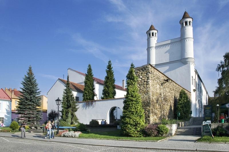 Žerotínský zámek Nový Jíčín