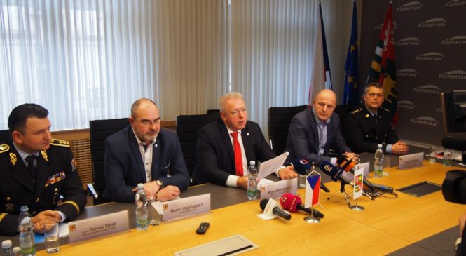 Ministr vnitra jednal v Plzni o bezpečnosti v krizových lokalitách