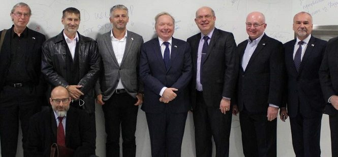 Česko se i díky spolupráci s Izraelem může stát centrem obchodu