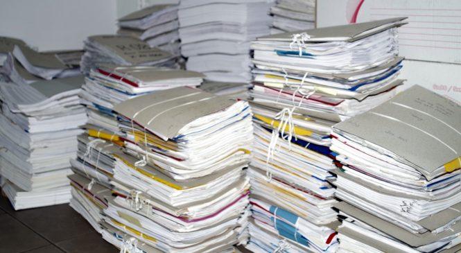 Když už na skartaci dokumentů sami nestačíte