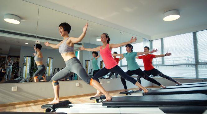 Cvičením ke zlepšení nálady