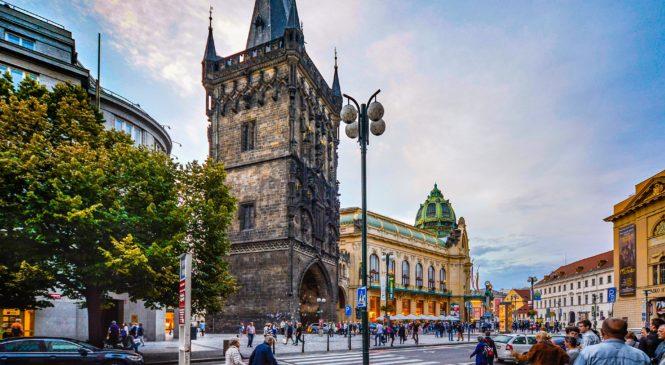 Pohodová dovolená v Praze