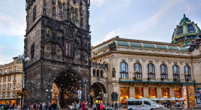 Bydlet v srdci Prahy!