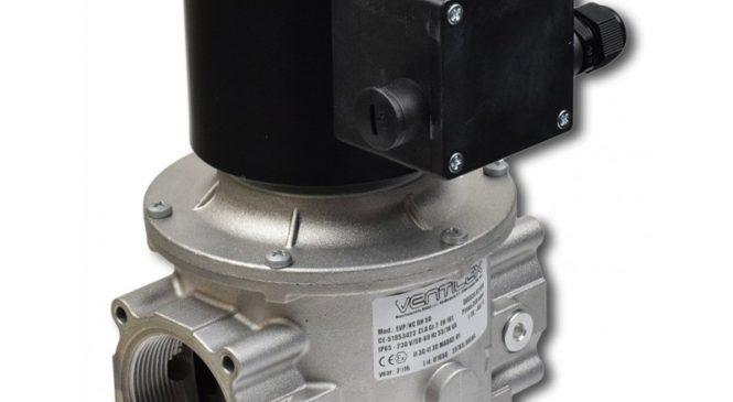 Elektromagnetické plynové ventily od Ventilexu