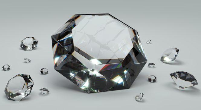 Zajímavosti o diamantech a diamantovém průmyslu