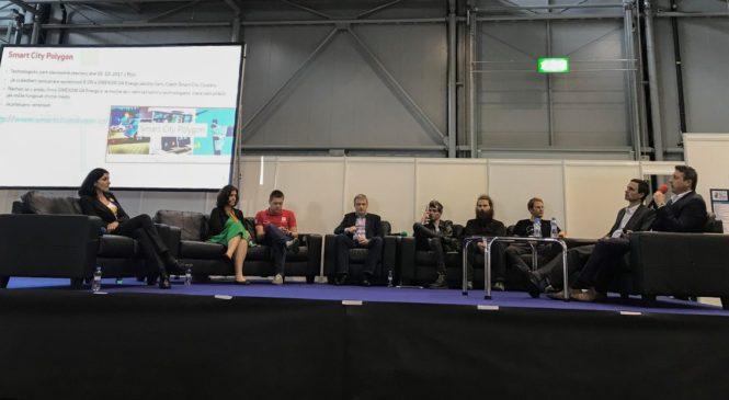 Smart panelová diskuze na Veletrhu Věda Výzkum Inovace