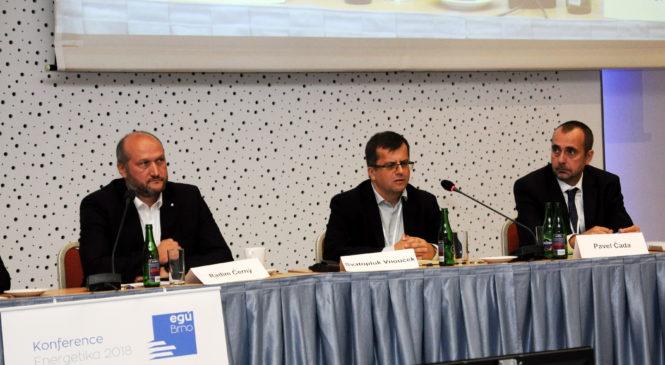 Konference Energetika proběhla 19. a 20. září 2018