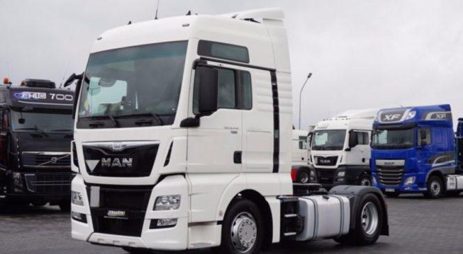 Potřebujete k podnikání nákladní auto? Půjčte si jej