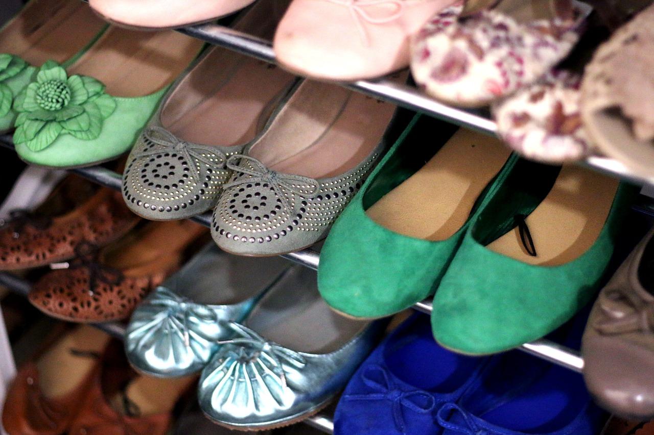 Baleríny, lodičky, sandály…