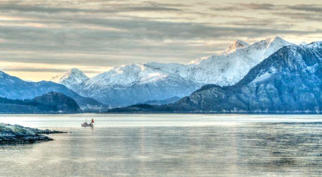 Trajekty do Norska mohou být prvním krokem za poznání tamní nádherné přírody a jezer