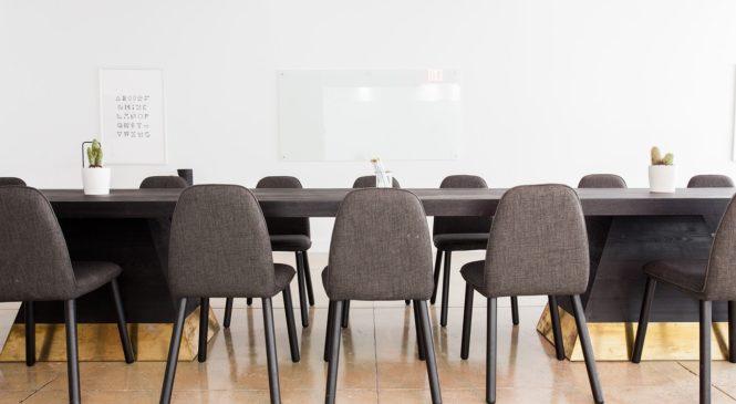 Praktické jednací židle do vaší konferenční místnosti