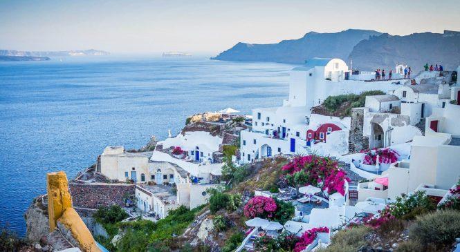 Řecko: Oblíbená destinace (nejen) českých turistů