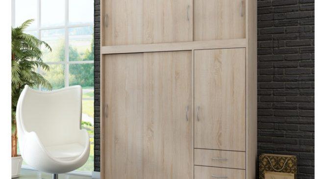 Vybavujete si ložnici? Nezapomeňte na stylovou šatní skříň!