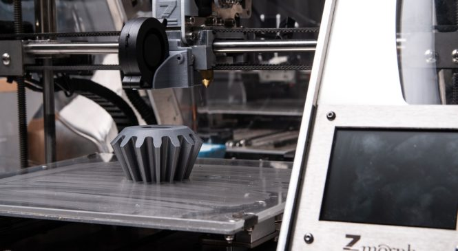 V průmyslu zažívá 3D tisk opravdový boom