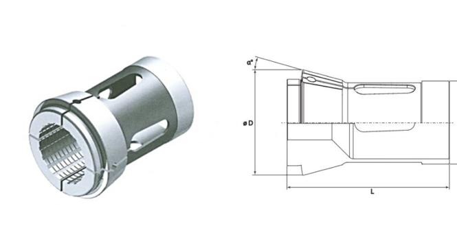 Zakázková kovovýroba kleštin, upínačů a sklíčidel pro každou firmu
