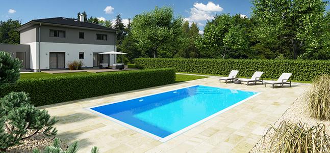 Bazény ALBIXON jsou odolné a dostupné v mnoha provedeních